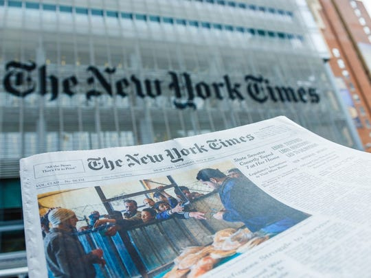 The New York Times has the most successful newspaper franchise in the United States.