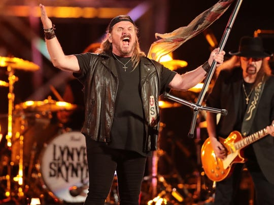 Lynyrd Skynyrd bring their farewell tour to Southaven, Miss. on Sept. 13.