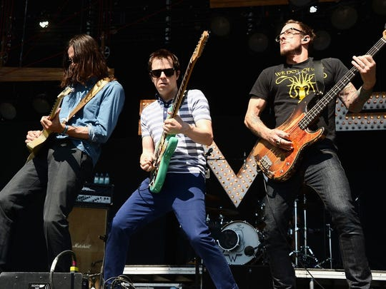 Weezer covers TLC, Michael Jackson on surprise new 'Teal Album'