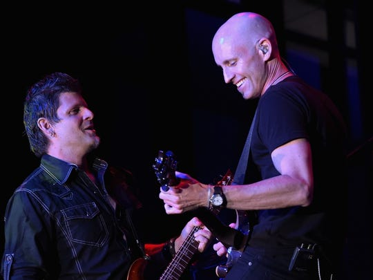 Vertical Horizon will headline the World Food & Music Festival in Des Moines this September.