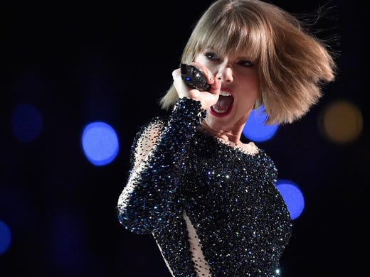 """The 61st Annual Grammy Awards , billed as """"music's biggest night,"""" will be broadcast live from the Staples Center in Los Angeles on Sunday, Feb. 10. The program is intended to showcase and honor the talents and contributions of the best musicians in all the genres of the recording industry."""