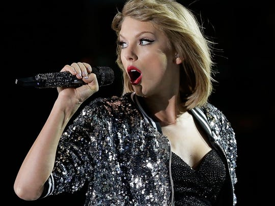 """2. Taylor Swift   • Sales:  43.0 million albums, 120.0 million digital singles   • Grammy history:  10 wins, 32 nominations   • Best selling album or single:  """"Fearless"""""""