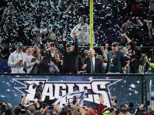 2. Super Bowl LII (2018). Average ticket price: $5,449.00