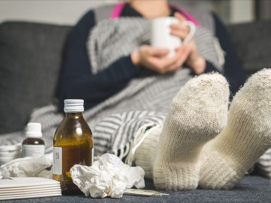 The wave of flu-like symptoms sweeping the Twin Lakes Area has caused the Cotter and Flippin school districts to be closed. Both districts will re-open on Monday.