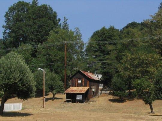 California: Trinity County