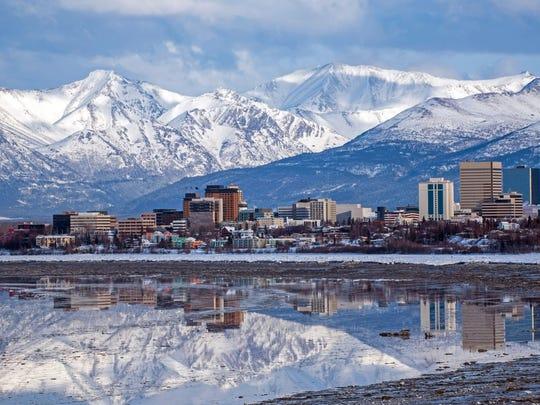 Alaska. Average credit card balance: $8,515