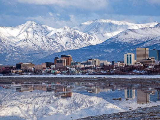 Alaska. Average credit card balance: $8,515