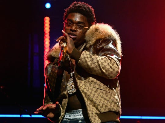 Dieuson Octave, whose stage name is Kodak Black, is charged with first-degree criminal sexual conduct, according to a local prosecutor.