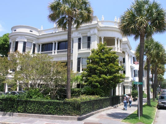 South Carolina: Charleston County