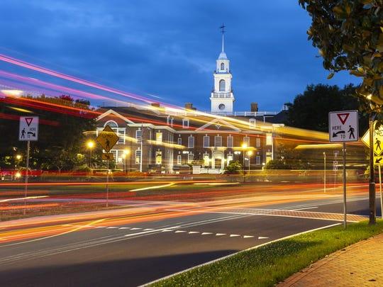 Delaware: Dover