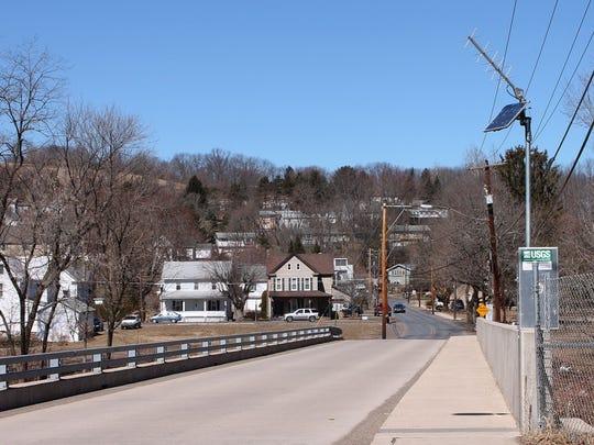 Bloomsburg-Berwick, Pennsylvania.