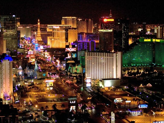 Nevada: Las Vegas-Henderson-Paradise.