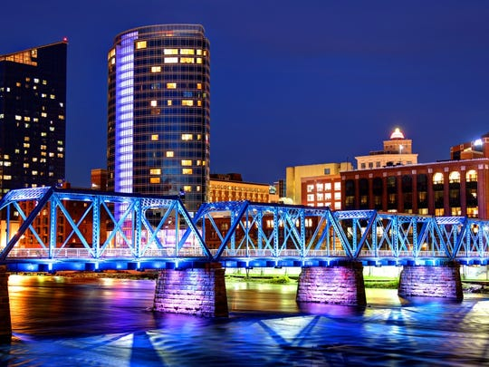 The ZIP code 49505 in Grand Rapids, Michigan, tops the hottest housing markets in the U.S., according to a ranking from Realtor.com.