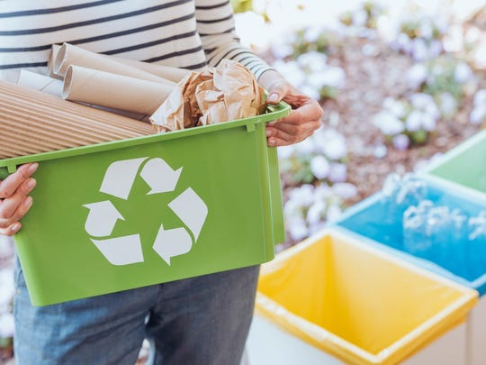 Recycling has been around in the United States for over 100 years, though prior to the plastic and aluminum revolution of the 1970's, most recycling was actually reusing.