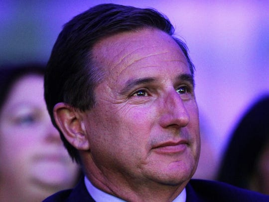 Mark Hurd, co-CEO of Oracle.