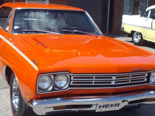 Plymouth, which made the Road Runner.
