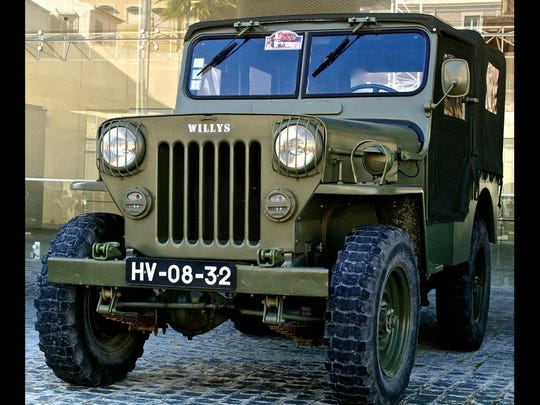 Willys, which made Jeeps for the military and civilians.