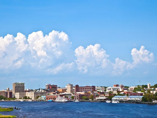 Wilmington, North Carolina.