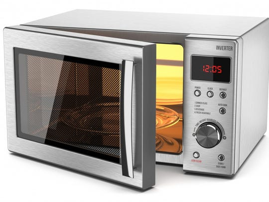 The ability of microwaves to cook food was discovered by accident.
