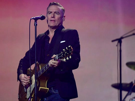 """Canadian singer Bryan Adams brings his """"Shine A Light"""" tour to the Coachella Valley on Sept. 13, 2019."""