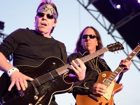 """George Thorogood and The Destroyers are bringing their """"Good to Be Bad Tour: 45 Years of Rock"""" to Tioga Downs Friday evening."""
