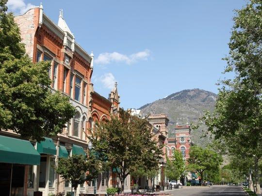Provo-Oren, Utah.