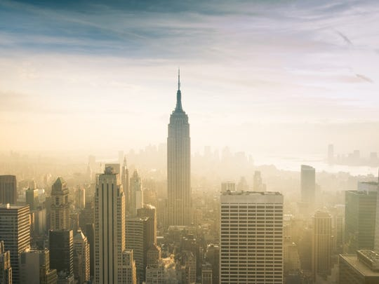 The New York metropolitan area including North Jersey has some of the nation's worst smog problems, according to the American Lung Association. Several other parts of New Jersey including the Shore area and the suburbs of Philadelphia also had poor air quality.