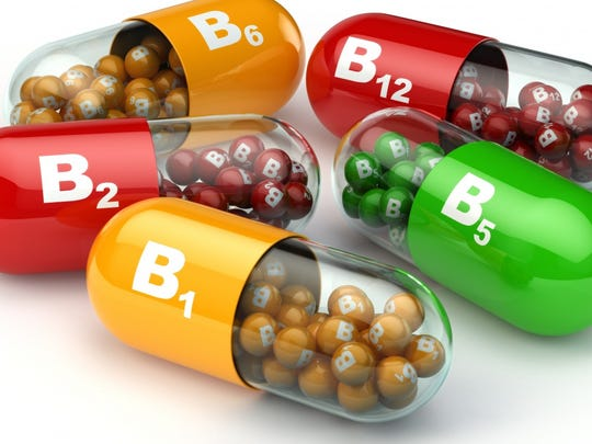 "When you think of B complex, you probably think of it as one B vitamin, but ""B complex"" refers to a group of B vitamins consisting of B1, B2, B3, B6 and others."