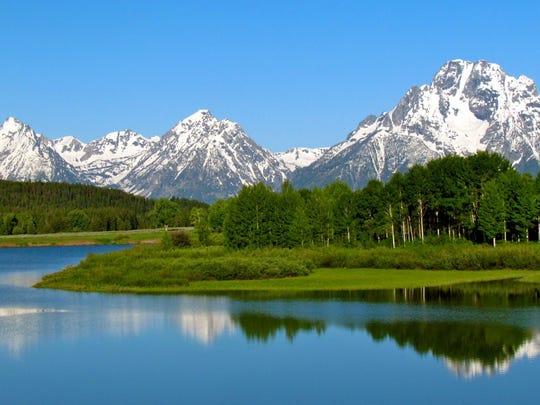 Wyoming: Teton County