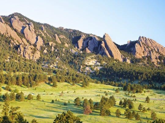 13. Boulder, Colorado.