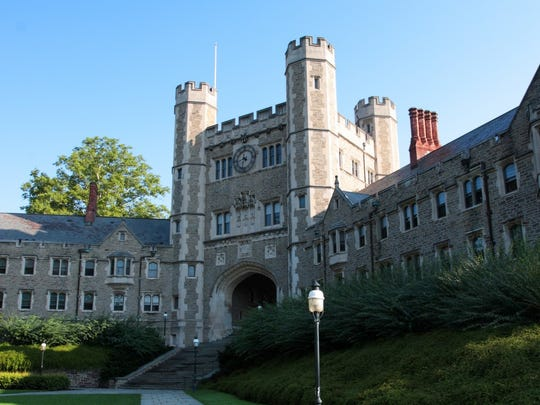 10. Princeton University     • Acceptance rate:  6.4%     • SAT scores at 25th & 75th percentiles:  1,430 and 1,570     • Student to faculty ratio:  5:1     • Average net price of attendance:  $16,192 per year     • Location:  Princeton, New Jersey