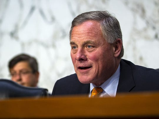 North Carolina: Richard Burr     • Est. net worth:  $1.7 million     • Party affiliation:  Republican     • Assumed office:  2005     • Current term ends:  2023   ALSO READ: This City is Adding the Most Jobs in North Carolina