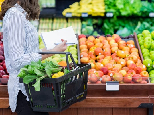 No doubt, a sweet tooth is hard to handle. Pies, cakes, and cookies often look delicious. So if you find the temptation too hard, head for the fresh fruit section of the store. Yes, fruits have sugar, but it's a natural sugar, and fruits have health benefits from all the vitamins and minerals they contain.
