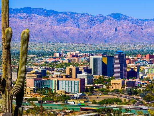 Tucson es la 2da ciudad más grande de Arizona, y sigue creciendo a pasos agigantados.