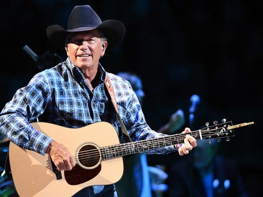 Country legend George Strait provided the entertainment for inaugural. The Texas Inaugural Committee has not disclosed how much the singer was paid.