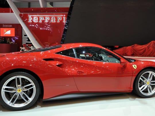 Automaker Ferrari has an estimated brand value of $5.8 billion.
