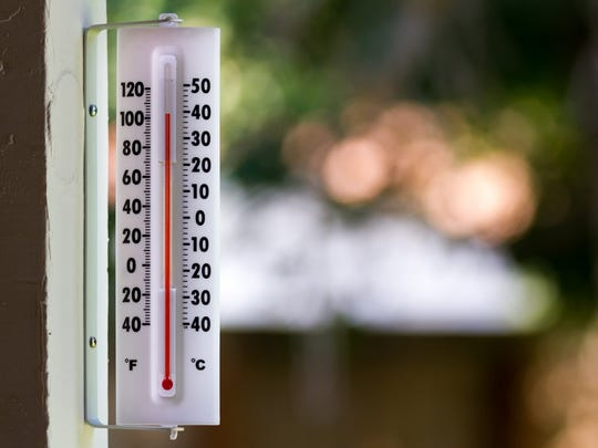 Scientists fear a rise in the global temperature.