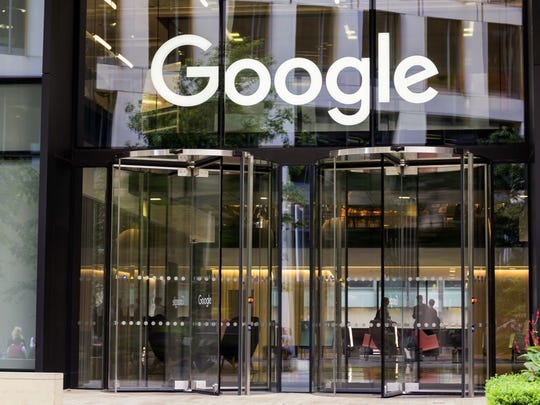 Tech giant Google's estimated brand value increased 10% to $155.5 billion.