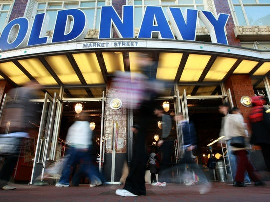 Old Navy will be open on the evening of Thanksgiving and stay open through Black Friday.