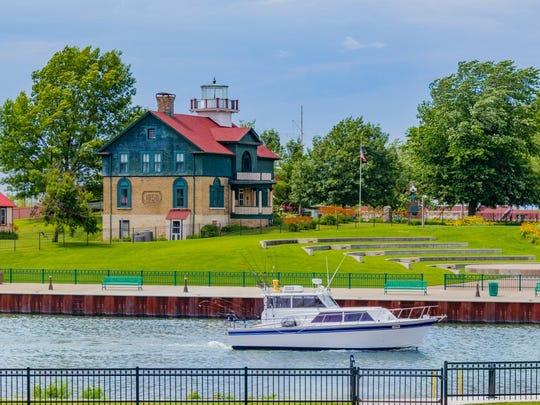 Michigan City-La Porte, IN.