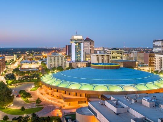 Wichita, KS.