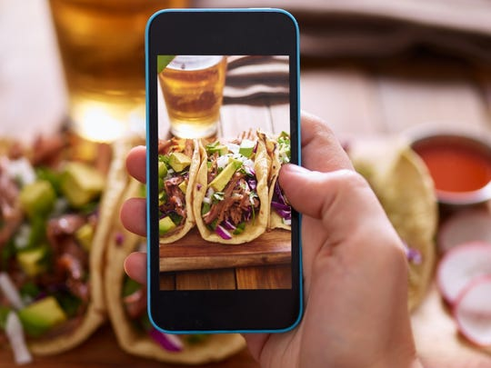 Photographing your food before actually eating it posting about it on social media is a popular thing to do for many people.