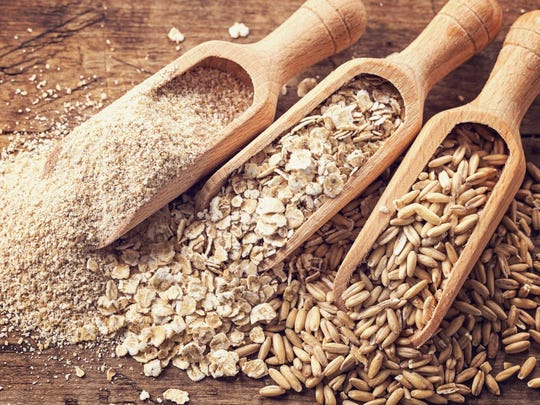 Eat more wholegrains and fewer refined grains to boost your immune system.