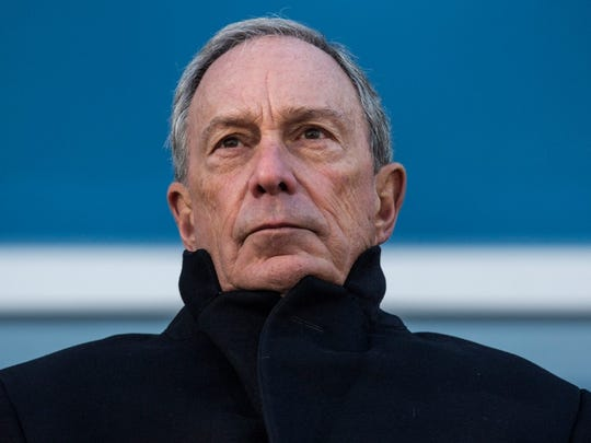 More than the 600 of the 2,100 or so billionaires on Forbes' real-time global billionaires list live in the U.S., including former New York mayor Michael Bloomberg (shown here), and many others are American citizens living abroad. Using Forbes' list, 24/7 Wall St. identified the city in every state that is home to the most billionaires.