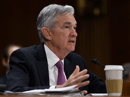 Jerome Powell has issued a surprise statement that was not on the calendar to address stock market drops and economic uncertainty.