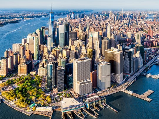 Home prices in New York City have fallen since the pandemic began.
