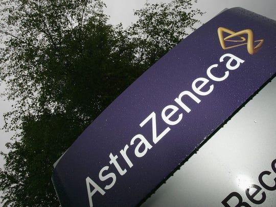 AstraZeneca lucha por obtener la vacuna contra el COVID-19.
