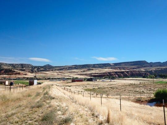 Riverton, Wyoming.