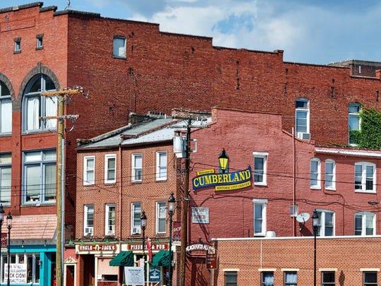 Cumberland, Maryland.