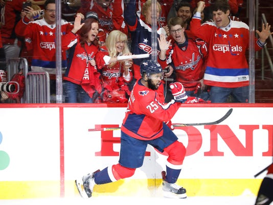 USP NHL: STANLEY CUP FINAL-VEGAS GOLDEN KNIGHTS AT S HKN WSH VGK USA DC